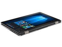 """מחשב נייד 15.6""""  Dell מסך מגע מתהפך מעבד Core I7 זיכרון 4Gb דיסק קשיח 500Gb"""