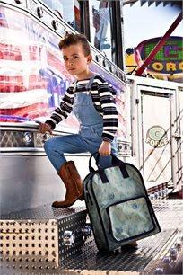 תיק Jack Piers גדול, דגם Amsterdam - וודלנד