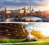 מונדיאל 2018! חצי גמר וגמר המונדיאל במוסקבה החל מכ-€4984*