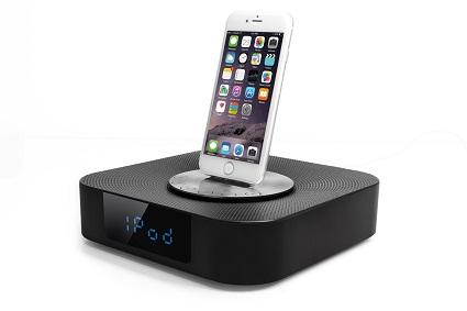 רמקול HI-FI אלחוטי עם תחנת עגינה ורישיון מקורי של Apple דגם HARMONY