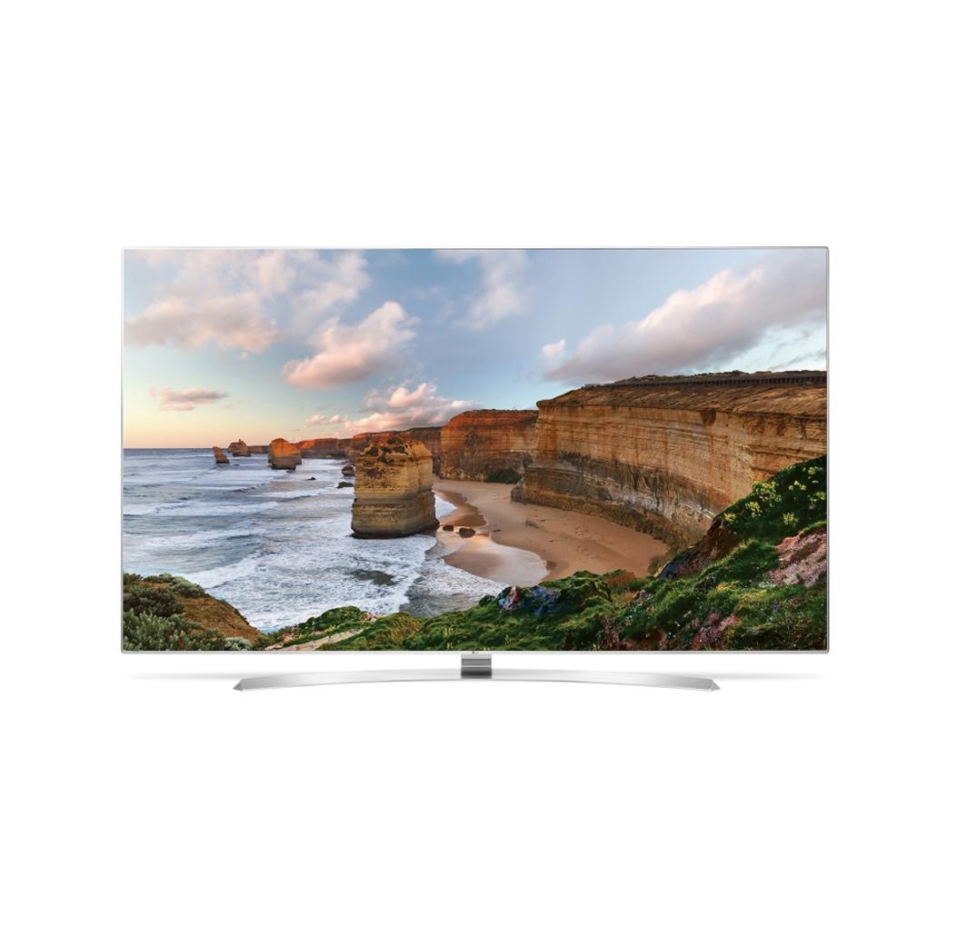 """טלוויזיה LG מסך """"86 תלת מימד Smart TV LED 4K דגם 86UH955Y + מתנה XBOX ONE"""