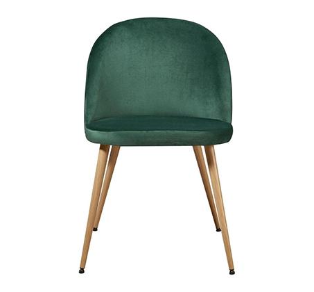 4 כיסאות לפינת אוכל בעיצוב מודרני דגם Scandi במגוון צבעים - משלוח חינם