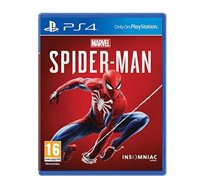 משחק Marvel's Spider-Man ל PlayStation 4 יבואן רשמי