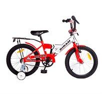 אופני ילדים BMX עם מושב נוח ומרופד, קל להגבהה ולהנמכה במגוון צבעים ומידות לבחירה