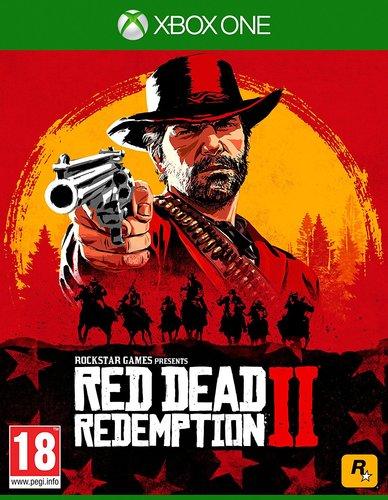 Red Dead Redemption 2 Xbox One אירופאי!