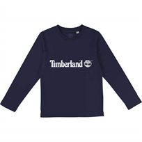 TIMBERLAND חולצה (6 חודשים-3 שנים) - כחול כהה