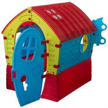 בית החלומות - בית משחק צבעוני לילדים לחצר/מרפסת Palplay