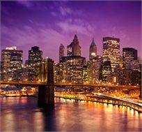 טיול מאורגן ל-10 ימים בניו יורק מפלי הניאגרה ועוד כולל טיסות ומלון החל מכ-$1470* לאדם!