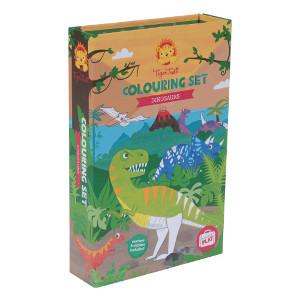 סט צביעה – דינוזאורים