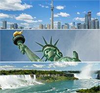טיול מאורגן ל-3 ימים משולב עם שופינג בניו יורק כולל טיסות ומלון החל מכ-$1450*
