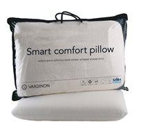 כרית שינה בעלת מילוי המתאים עצמו לחום הגוף