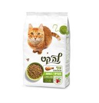 מזון לחתול בוגר להקט עוף 2.8 ק''ג
