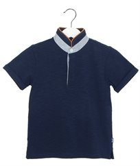 חולצת לייקרה שרוול קצר