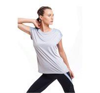 חולצת ספורט ליהי בצבע אפור