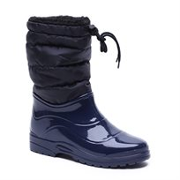 Scholl New Vestmann Boot - מגף גשם כחול לנשים