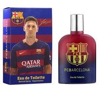 """הבושם של מסי מנהיג קבוצת ברצלונה מכיל 100 מ""""ל"""
