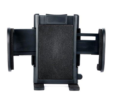 פתרון מדהים! מעמד אוניברסלי לטלפון הנייד או למכשירי GPS, הנכנס לפתח הדיסק ומשאיר את שדה הראייה פנוי - משלוח חינם - תמונה 2