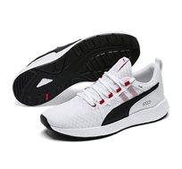 נעלי ספורט Puma NRGY Neko Turbo לגברים - לבן/שחור