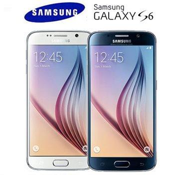SAMSUNG GALAXY S6 בנפח 32GB ואחריות יבואן לשנה!