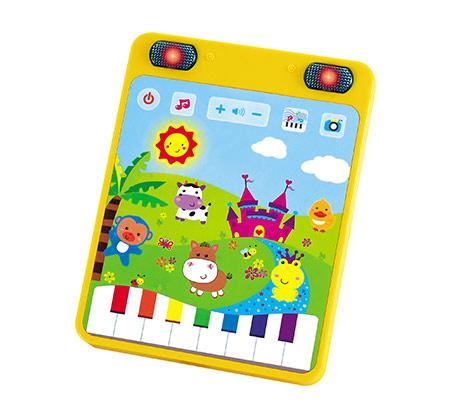 """""""מחשב לוח הראשון שלי"""" - מדמה משחק לוח לתינוקות"""