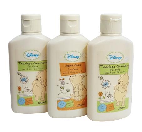 מארז 6 חבילות חיתולי פרימיום Yoppies + מארז מפנק הכולל שמפו וסבון של דיסני מתנה - תמונה 8