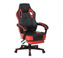 כסא גיימרים נפתח Homax דגם פלז'ר בריפוד דמוי עור