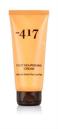 Minus 417 Foot Nourishing Cream