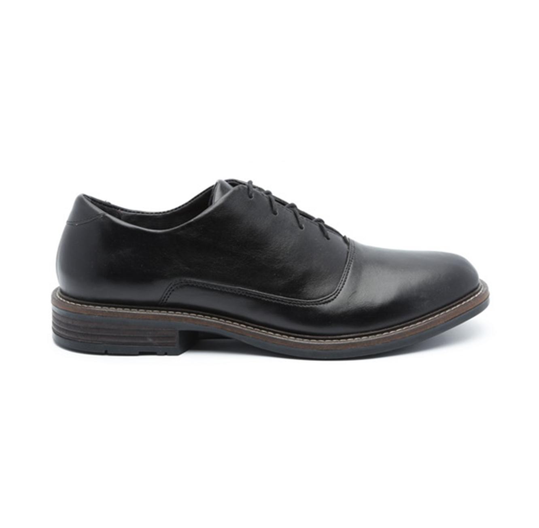 נעליים דגם אודיאנס אקזקיוטיב לגברים בצבע שחור מבריק