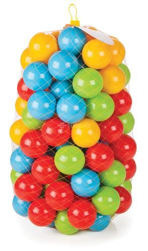 """100 כדורים צבעוניים גדולים, איכות Aaa בגודל 9 ס""""מ לאוהל/בריכה"""