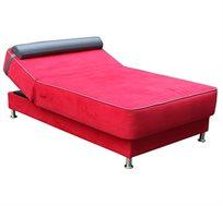 מיטה וחצי אורטופדית מתכווננת עם ארגז מצעים + כרית מתנה