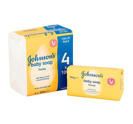 8 מארזי רביעיות סבון קשיח לתינוק