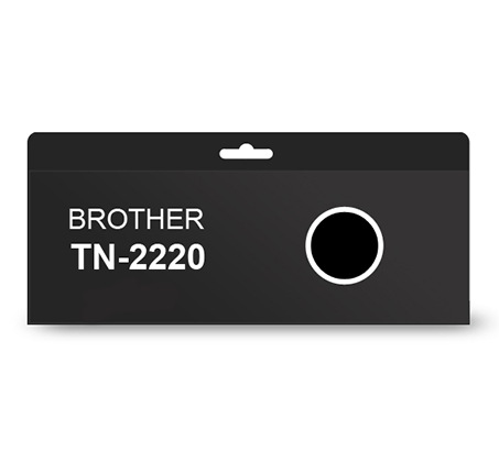 טונר תואם BROTHER TN-2220 שחור