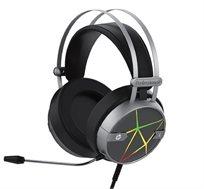 אוזניות  גיימינג קשתית 4D מעוצבות מקצועיות דגם HP-H160