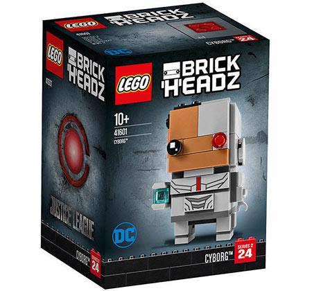 סיבורג - משחק לילדים LEGO