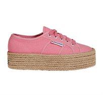 נעלי סניקרס לנשים SUPERGA דגם 2790 - ורוד
