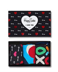 Happy Socks מארז I Love You Gift Box