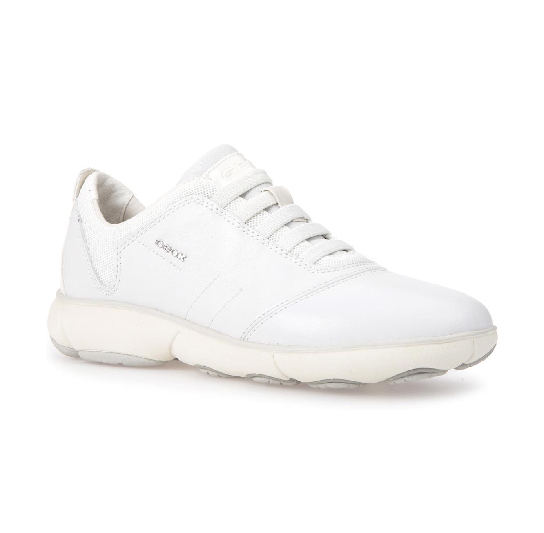 נעלי סניקרס לנשים GEOX NEBULA D621EC - אופווייט