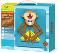 ערכת חשיבה -  קוף חשבון - 4M