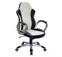 כיסא מנהלים מעוצב במראה צעיר ויוקרתי דגם JEEP בעל תמיכה אורתופדית מלאה לגב ולצוואר