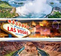 טיול מאורגן אמריקה הקסומה הטיול המושלם החל מכ-$5350*