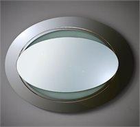 מראה עם תאורת לד לאמבטיה דגם אלן 100 ס''מ