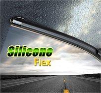 הדור הבא של המגבים כבר כאן! מגבי סיליקון FLEX מתקדמים מתאימים לכל רכב ולכל עונות השנה!