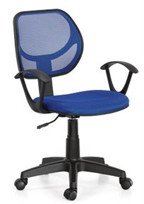 כסא רשת עם מנגנון הגבהה לעבודה ממושכת מול מחשב