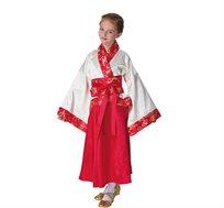 תחפושת לפורים רקדנית סינית לילדות