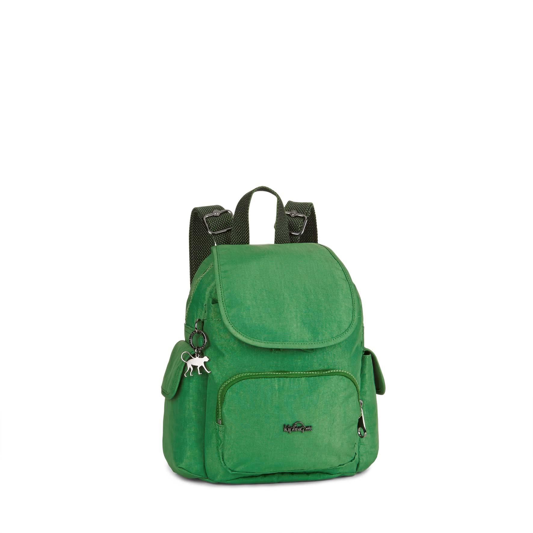 תיק גב מיני City Pack Mini - Wild Greenyירוק פרוע