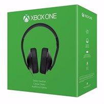 אוזניות ומיקרופון לXBOX One מבית Microsoft