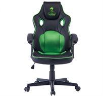 כסא גיימינג  COMBAT GAMING CHAIR GREEN דגם  GPDRC-COMBAT-G