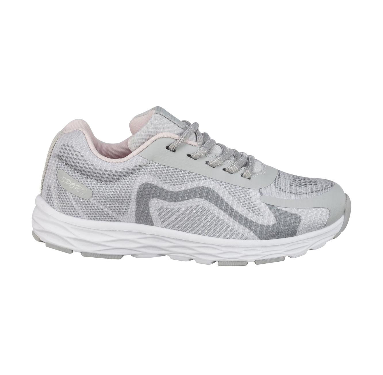 נעלי ספורט לילדות - כסף