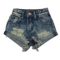 ORO/ שורט ג'ינס (16-2 שנים) -  כחול