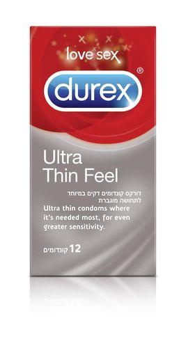 Durex Ultra Thin Feel - תמונה 2